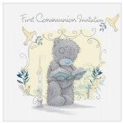 Me to You First Communion Invitations - Pack of 10